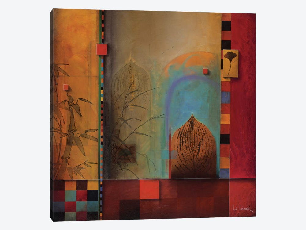 Garden Ensemble by Don Li-Leger 1-piece Canvas Artwork