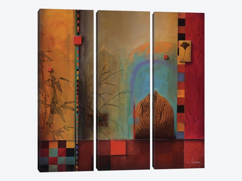 Garden Ensemble by Don Li-Leger 3-piece Canvas Artwork