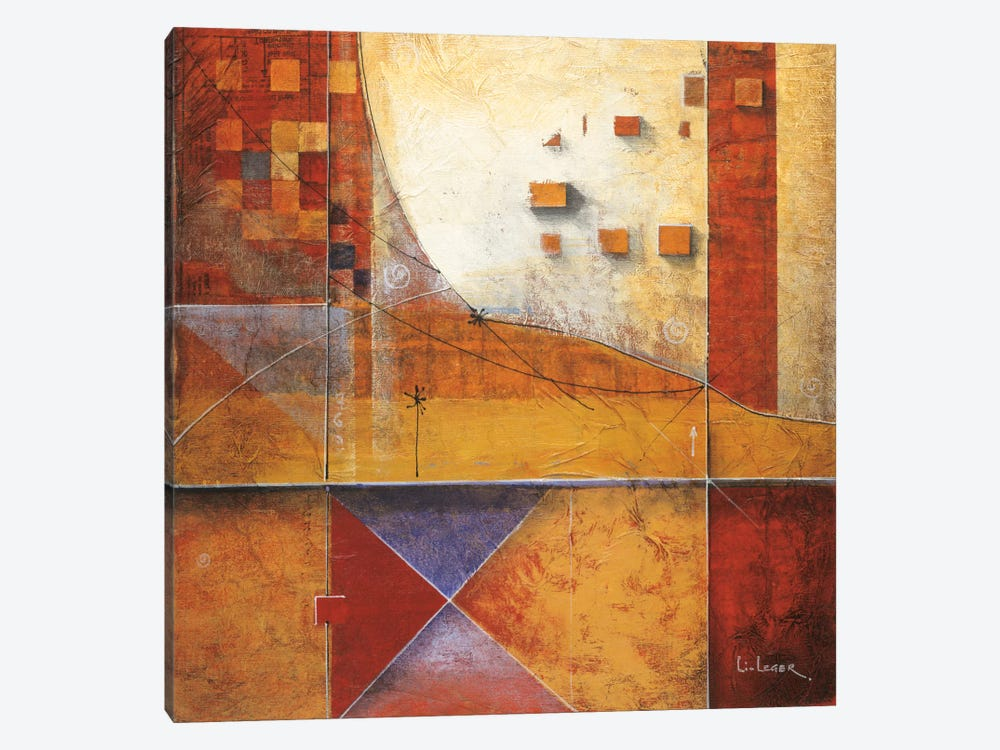 Intersection by Don Li-Leger 1-piece Canvas Artwork