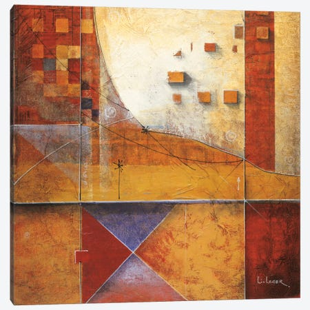 Intersection Canvas Print #DLL44} by Don Li-Leger Canvas Artwork