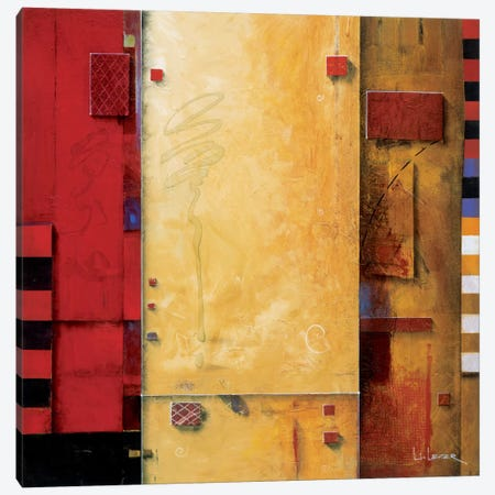 Joie De Vie Canvas Print #DLL50} by Don Li-Leger Canvas Artwork