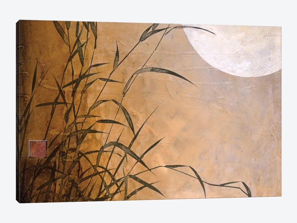Lakeside Moonrise by Don Li-Leger 1-piece Canvas Artwork