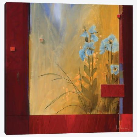 Le Decouverte Du Jardin Canvas Print #DLL54} by Don Li-Leger Art Print
