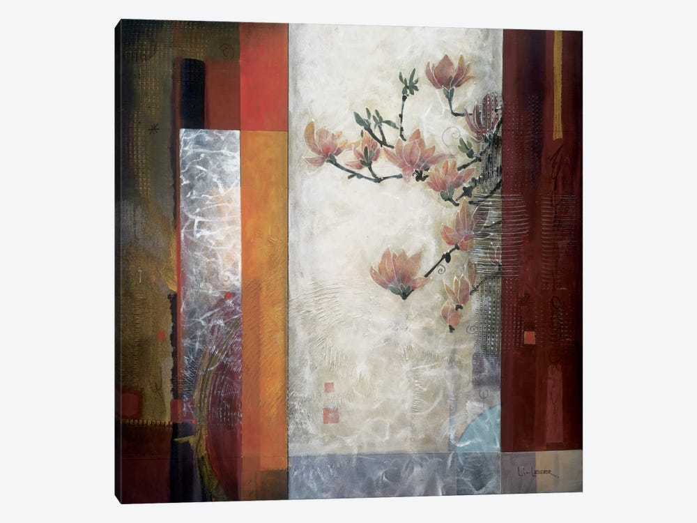 Manhattan Garden by Don Li-Leger 1-piece Canvas Wall Art