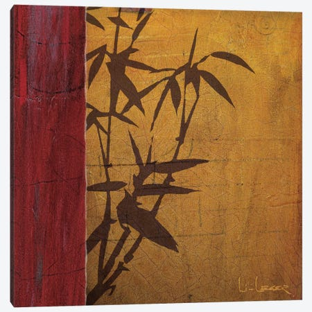 Modern Bamboo I Canvas Print #DLL59} by Don Li-Leger Canvas Art