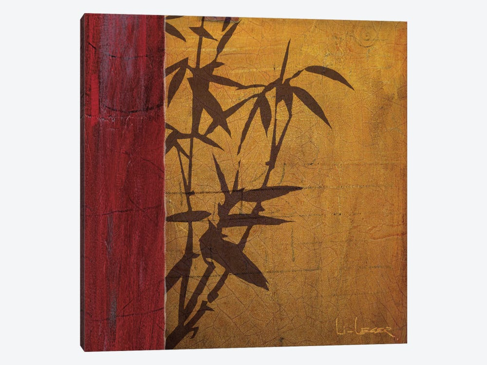 Modern Bamboo I by Don Li-Leger 1-piece Canvas Wall Art