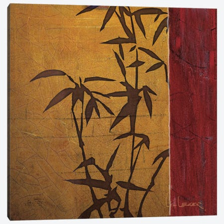 Modern Bamboo II Canvas Print #DLL60} by Don Li-Leger Canvas Print
