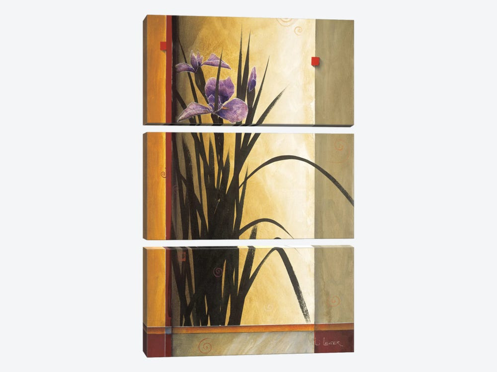 Oasis by Don Li-Leger 3-piece Canvas Artwork