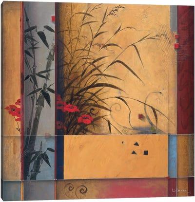 Bamboo Division Canvas Art Print