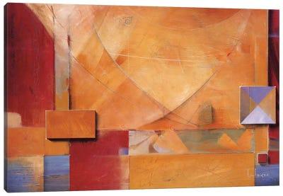 Poet's Passage Canvas Art Print