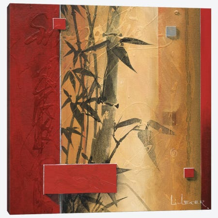 Bamboo Garden Canvas Print #DLL8} by Don Li-Leger Canvas Artwork