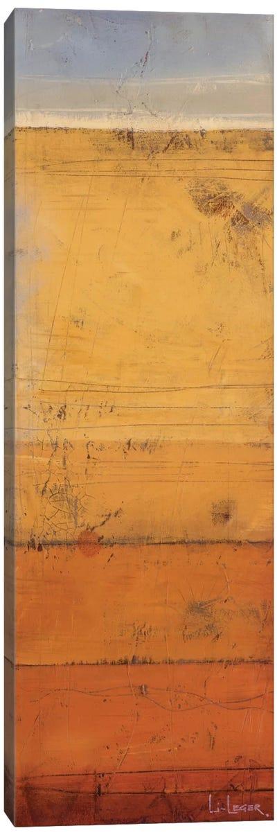 Promontory I Canvas Art Print