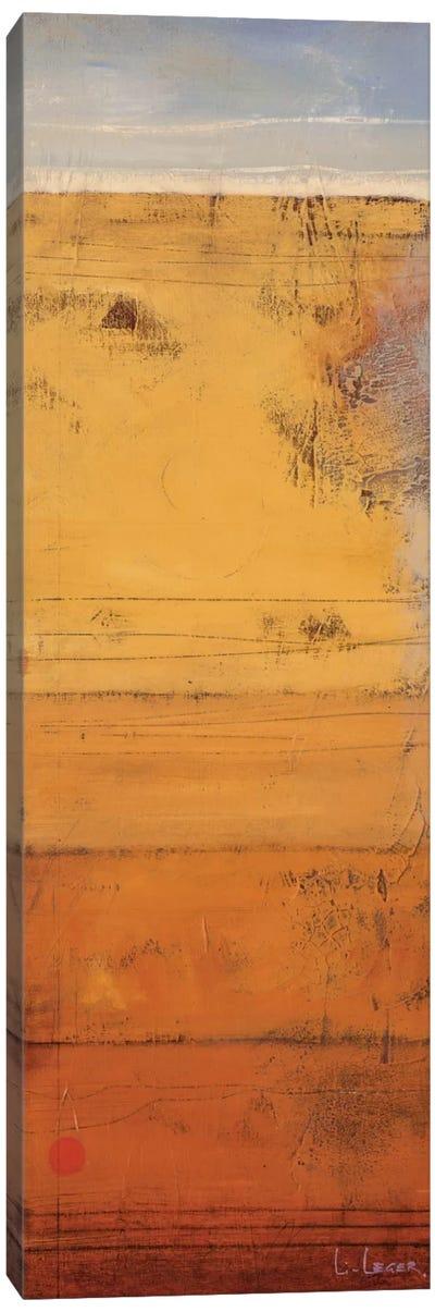Promontory II Canvas Art Print