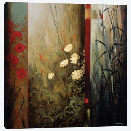Rainforest Poppies Canvas Print #DLL94} by Don Li-Leger Canvas Print