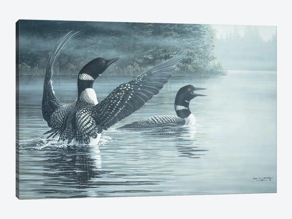 Rites Of Sprint by Don Li-Leger 1-piece Canvas Artwork