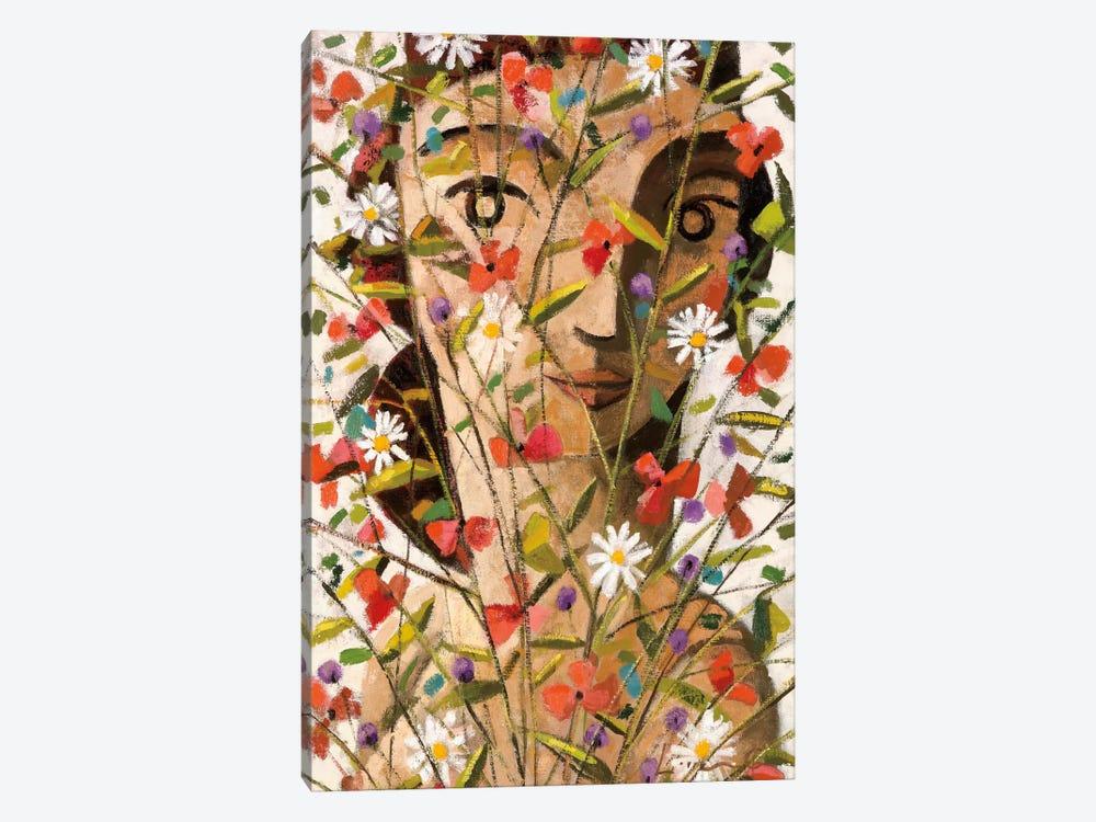 Bouquet by Didier Lourenco 1-piece Canvas Artwork
