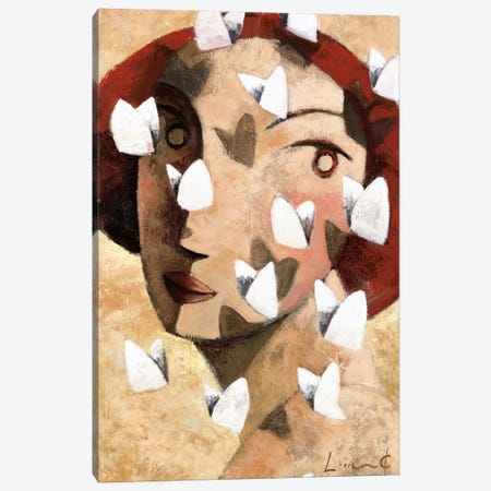 Sweet Canvas Print #DLO7} by Didier Lourenco Canvas Artwork