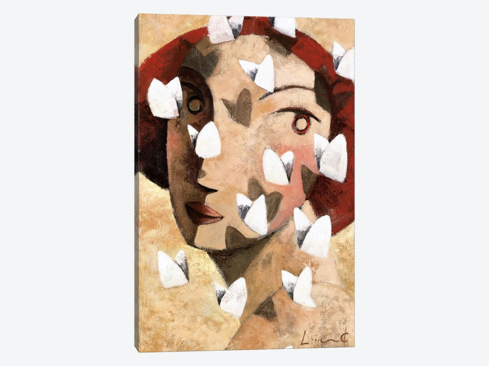 Sweet by Didier Lourenco 1-piece Canvas Print