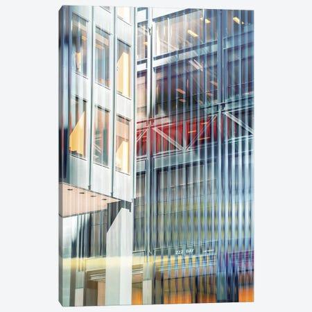 Pattern Windows XI Canvas Print #DLX107} by Danilo de Alexandria Canvas Artwork