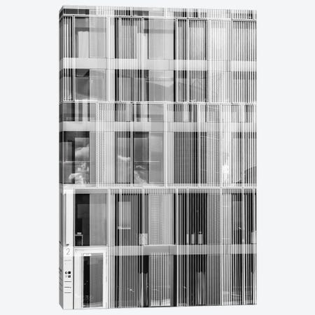 Pattern Windows XXXI Canvas Print #DLX126} by Danilo de Alexandria Canvas Art
