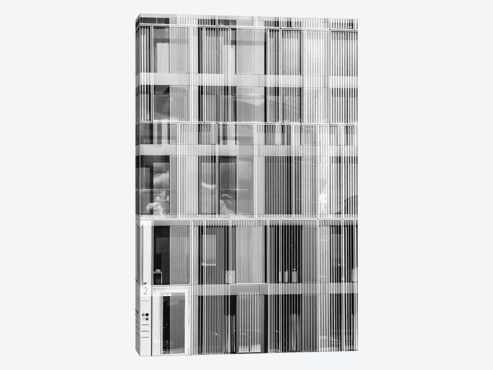 Pattern Windows XXXI by Danilo de Alexandria 1-piece Canvas Print
