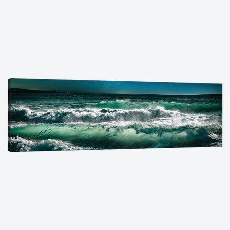 Beach XII Canvas Print #DLX12} by Danilo de Alexandria Canvas Art
