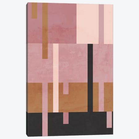 Rose Diptych I Canvas Print #DLX132} by Danilo de Alexandria Canvas Art