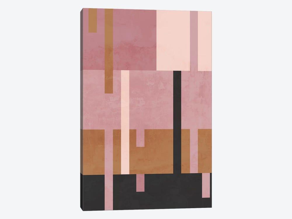 Rose Diptych I by Danilo de Alexandria 1-piece Canvas Artwork