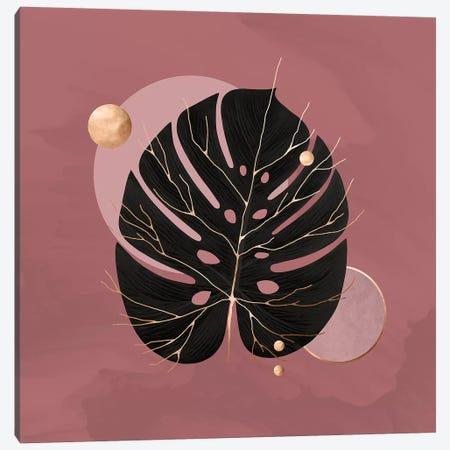 Rose Flower II Canvas Print #DLX135} by Danilo de Alexandria Art Print