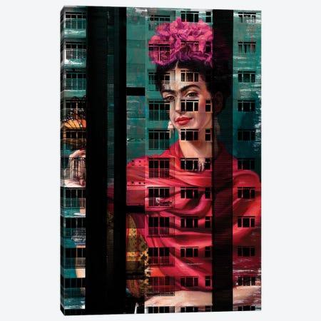 Street Art I Canvas Print #DLX144} by Danilo de Alexandria Canvas Art
