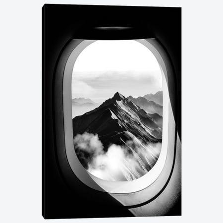 View Airplane Canvas Print #DLX150} by Danilo de Alexandria Canvas Wall Art