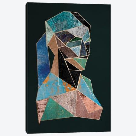 Woman Cubism Diptych I Canvas Print #DLX156} by Danilo de Alexandria Canvas Print