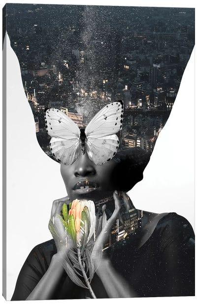 Woman Universal Canvas Art Print