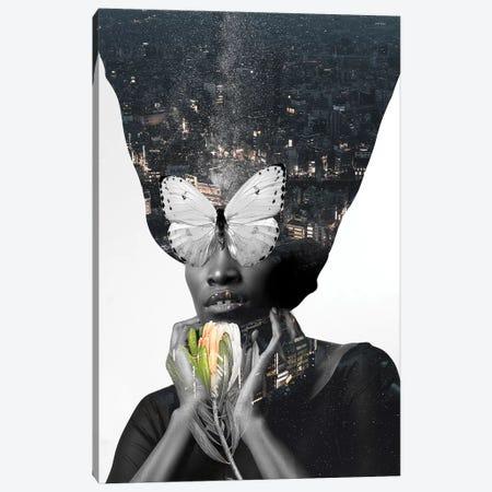 Woman Universal Canvas Print #DLX163} by Danilo de Alexandria Canvas Print