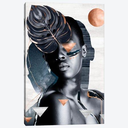 Woman Woodstock Canvas Print #DLX165} by Danilo de Alexandria Canvas Wall Art