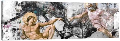 The Creation | Widescreen Canvas Art Print