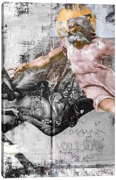 The Creation | Side B Canvas Art Print