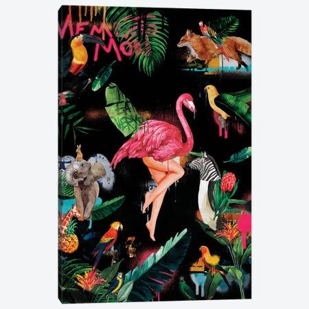 Memento Mori Canvas Print #DLX187} by Danilo de Alexandria Canvas Wall Art