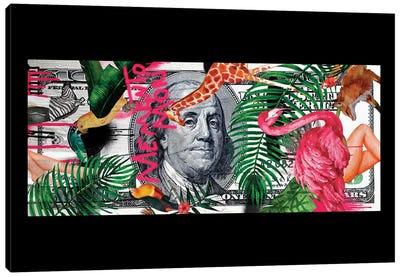 Memento Mori   Money Canvas Art Print