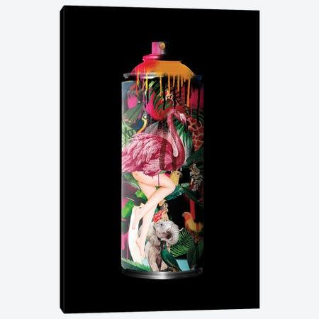 Memento Mori | Spray Canvas Print #DLX192} by Danilo de Alexandria Canvas Artwork