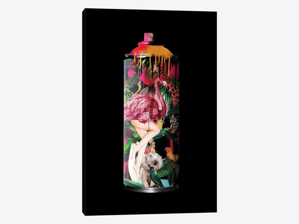 Memento Mori   Spray by Danilo de Alexandria 1-piece Canvas Art