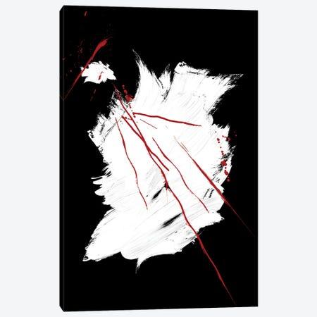 Red | Ink IV Canvas Print #DLX200} by Danilo de Alexandria Canvas Wall Art