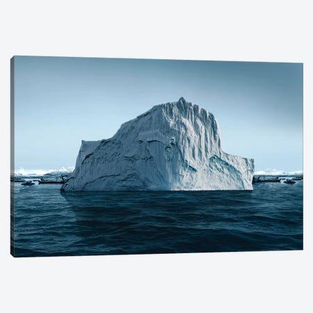 Iceberg | Photo II Canvas Print #DLX212} by Danilo de Alexandria Art Print