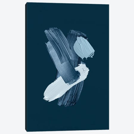 Iceberg | Brush I 3-Piece Canvas #DLX214} by Danilo de Alexandria Canvas Artwork