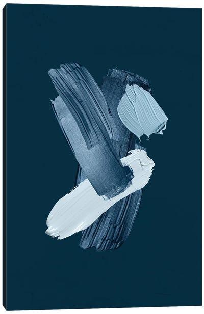 Iceberg   Brush I Canvas Art Print