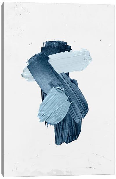 Iceberg | Brush II Canvas Art Print