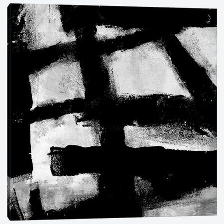 Brush I Canvas Print #DLX27} by Danilo de Alexandria Canvas Art