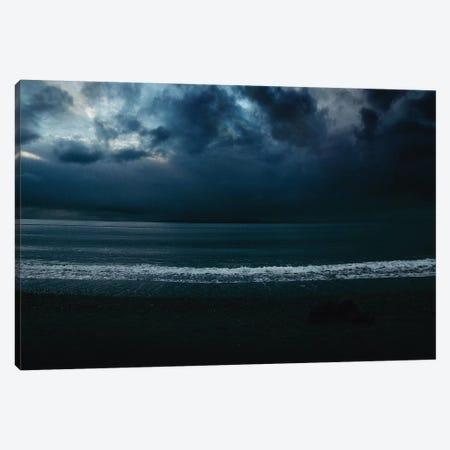 Beach II Canvas Print #DLX2} by Danilo de Alexandria Art Print