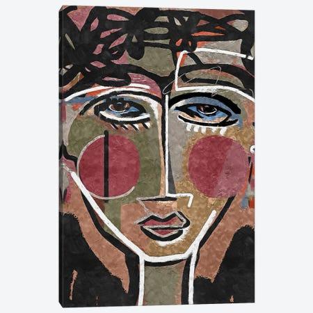 Terracotta Dream I Canvas Print #DLX311} by Danilo de Alexandria Canvas Wall Art
