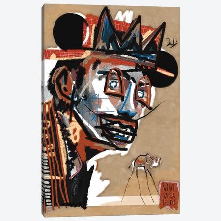 Terracotta Dream III Canvas Print #DLX313} by Danilo de Alexandria Canvas Art